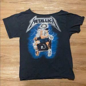 Other - Metallica 1994 metal up your a** shirt